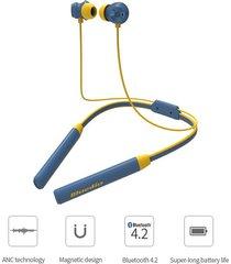 audífonos deportivos bluetooth bluedio manos libres anc