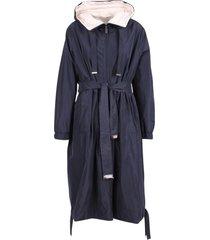 max mara the cube lightpi polyester coat