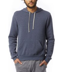 alternative apparel men's challenger pullover hoodie