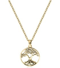 beatrix potter sterling silver bunnies family tree pendant necklace