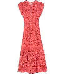 linnea dress in hibiscus