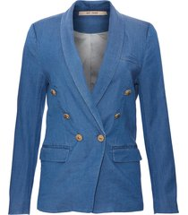eloise blazer denim