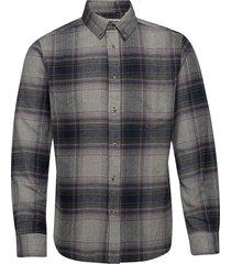 akkonrad shirt skjorta casual grå anerkjendt
