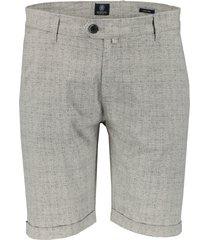 dstrezzed short - slim fit - grijs