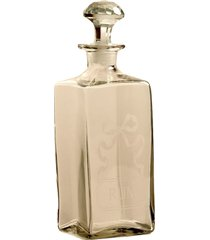 garrafa de vidro decorativa sylvan