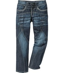 jeans regular fit straight (blu) - rainbow