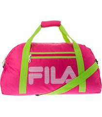 maletin rosa-verde fila