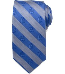 men's cufflinks, inc. star wars(tm) r2d2 silk tie, size regular - blue