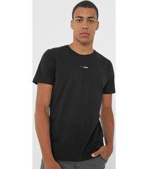 camiseta forum cobra preta