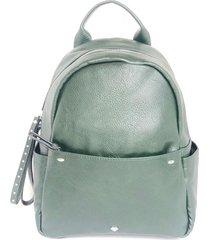 mochila colores verde i-d