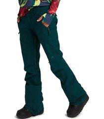 pantalon de nieve vida verde  burton