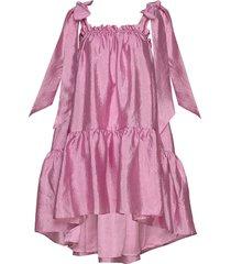 serena, 784 textured poly dresses cocktail dresses roze stine goya