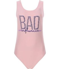 body bad color naranja, talla 12