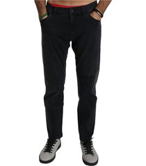 cotton stretch denim broek jeans pant