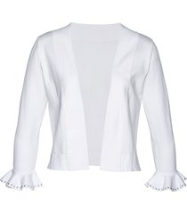 cardigan corto (bianco) - bpc selection