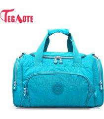tegaote-men-s-travel-bag-zipper-luggage-travel-duffle-bag-2018-latest-style-larg