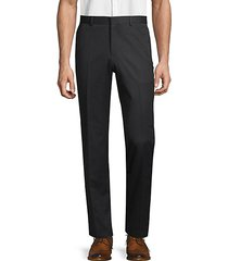 genesis flat front trousers