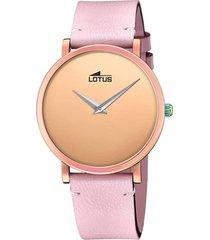 reloj 18778/1 minimalist rosa lotus