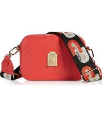 furla designer handbags, sleek mini crossbody bag