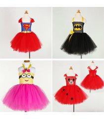 hot super hero superman supergirl batgirl fancy dress party minnie dress cosplay