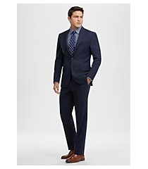 1905 collection slim fit plaid nativa™ men's suit with brrr°® comfort by jos. a. bank