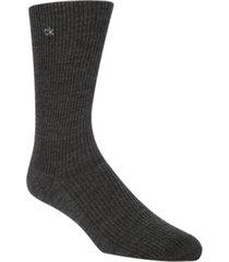 calvin klein men's non-elastic socks
