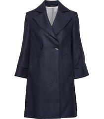 robinne coat yllerock rock blå morris lady