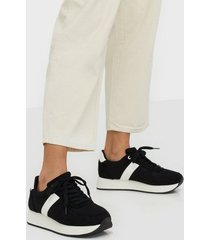 duffy contrast sneaker low top