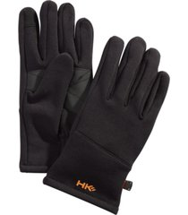 hawke & co. outfitter men's power stretch gloves, created for macy's