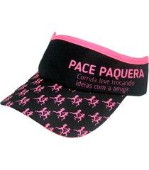 viseira fastpace pace paquera rosa - rosa - dafiti