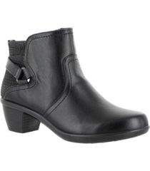 easy street dawnta booties women's shoes