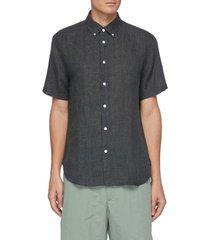 'fit 2 tomlin' linen shirt