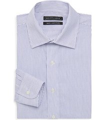 printed cotton dress shirt