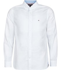 overhemd lange mouw tommy hilfiger hyper classic twill shirt