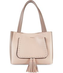 estelle leather tote
