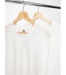 mens 2 white t-shirt multipack*
