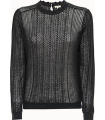 bellerose maglia eco friendy nera