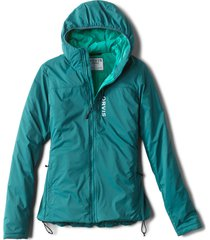 women's pro insulated hoodie