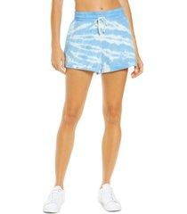women's zella tie dye shorts