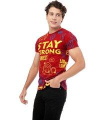 camiseta vinotinto manpotsherd stay