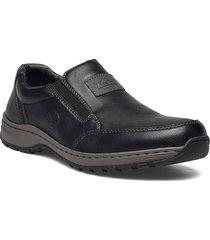 03354-03 loafers låga skor svart rieker