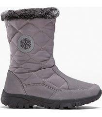 stivali invernali (grigio) - bpc selection