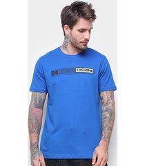 camiseta cyclone tasmânia puff masculina - masculino
