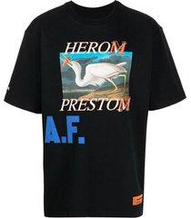 heron preston ss t-shirt es os heron a.f.