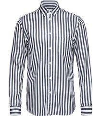 liam na 10806 overhemd business blauw samsøe & samsøe