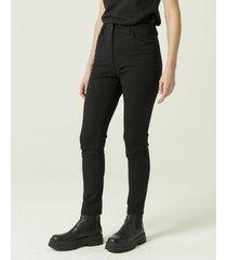 pantalón negro portsaid slim stretch san blas