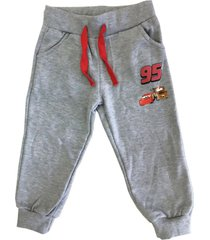 pantalon de buzo gris cars