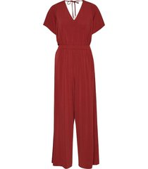 paniaiw jumpsuit jumpsuit rood inwear