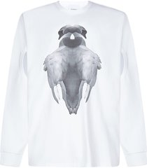 burberry jwear runway short sleeve t-shirt
