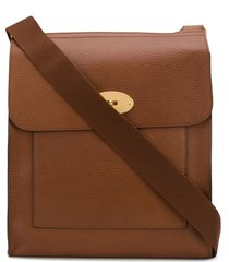 mulberry single strap shoulder bag - brown